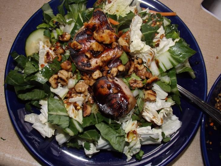 Asian Tuna Salad 003
